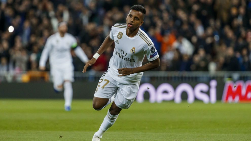 Transfert possible de Rodrygo, Brésilien du Real Madrid