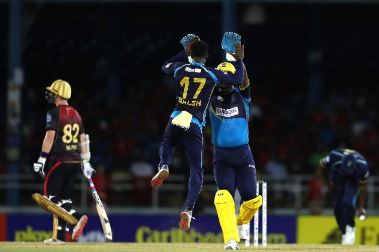 Trinbago Knight Riders, Barbados Tridents